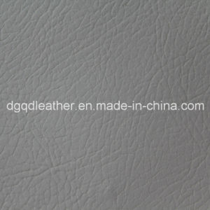 High Quality Semi-PU Furniture Leather (QDL-51063) pictures & photos