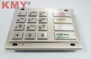PCI Des Tdes Rsa Encrypted Keypad ATM Pin Pad (KMY3503A-PCI) pictures & photos