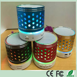 New Coming LED Speaker Bluetooth Wirelss (BS-128) pictures & photos