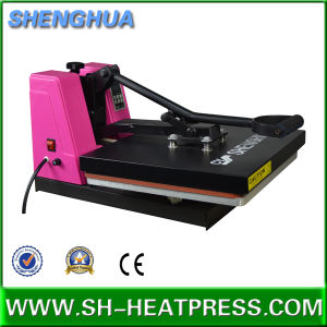 Hot Press Machine for T Shirt, Thermal Heat Press Machine 2015 pictures & photos