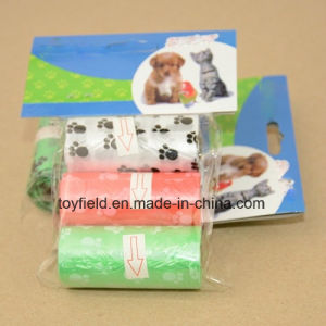 Pet Waste Bag Waterproof Dog Poop Bag pictures & photos