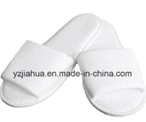 Velour Slipper for Hotel with Made in China pictures & photos
