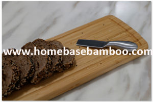 Bamboo Product Cutting Chopping Board Hb2230 pictures & photos