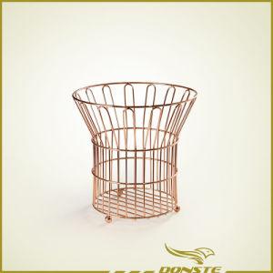 Metal 4 Tiers Towel Basket