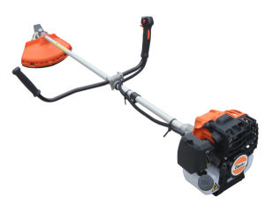 High Quality Professional Gasoline Brushcutter (CG520W) pictures & photos