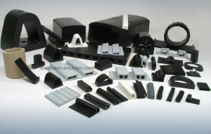 EPDM/Silicone/Nitrile/FKM Rubber Extrusion pictures & photos