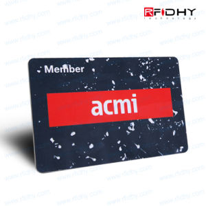 Matte/Gloss Finish PVC Card /Membership Card/ Gift RFID Card pictures & photos