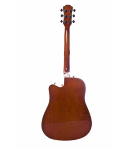 "41"" High Quality Sapele Cutaway Acoustic Guitar pictures & photos"