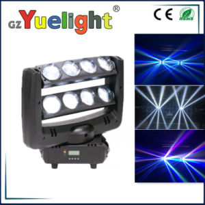 Hot Sale 8PCS 10W LED Spider Moving Head Light pictures & photos