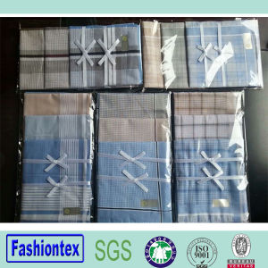 in Stock Low MOQ Men Cotton Handkerchief pictures & photos