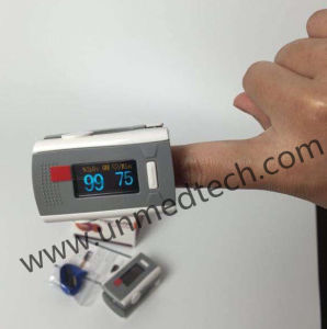Finger Pulse Oximeter with High Anti-Motion pictures & photos