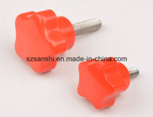 Custom Rubber Plastic Knob for Machines pictures & photos