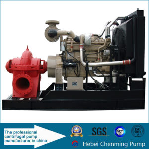 Horizontal Single Stage Double Suction Axially Split Case Pump pictures & photos