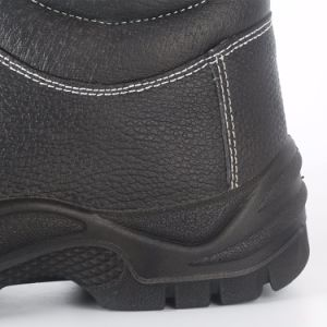 Factory Work Safety Shoes with Removable Steel Toe Caps pictures & photos