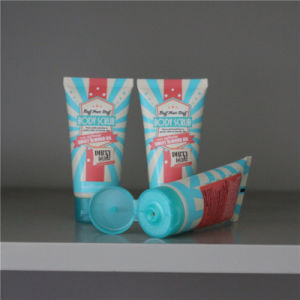 Round Plastic Labeling Tube pictures & photos