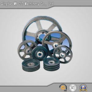 Cast Iron Bushing Pulley with High Quality pictures & photos
