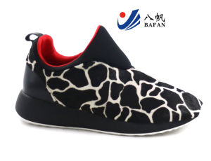 Newest Men′s Fashion Casual Canvas Shoes (bfm0403) pictures & photos