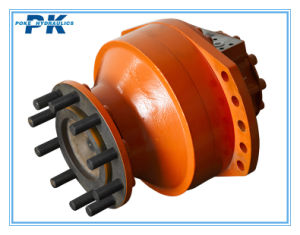 Mse18 Replacement Poclain Radial Piston Hydraulic Wheel Motor with Brake pictures & photos