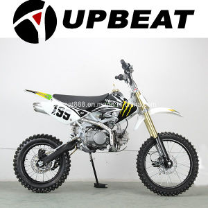 Upbeat Motorcycle Cheap 125cc Dirt Bike with Manual pictures & photos