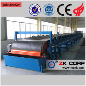 High Quality Rubber Fixed Belt Conveyor pictures & photos