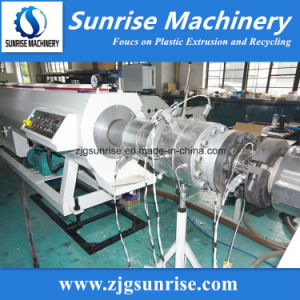 75-160mm PVC Pipe Production Line From Sunrise Machinery pictures & photos