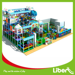 Amusement Park Equipment Large Indoor Playground for Children pictures & photos