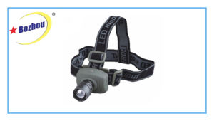 Waterproof LED Head Light, Durable Portable Headlight pictures & photos