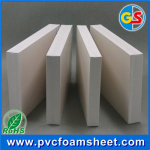 PVC Foam Sheet for Cabinets 2015 High Hardness 15mm, 16mm, 18mm pictures & photos