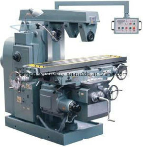 Table 1600X360mm Plain Horizontal Milling Machine pictures & photos