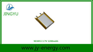 1200mAh Rechargeable Li-Polymer Battery for LED Lamp