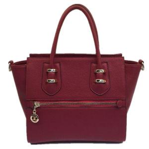 Guangzhou Suppliers Designer Handbag Fashion Handbags Faux Leather Handbag (1689)