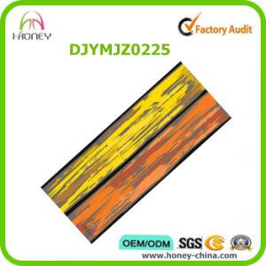 Wood Grain Yoga Mat Full Color Custom Printed pictures & photos