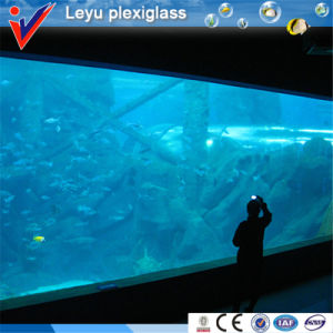 Leyu Plexiglass Aquarium Tank Factory pictures & photos