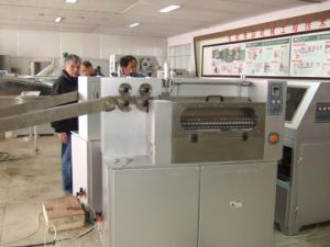 Yp-150 Abnormal Bubble Gum Production Line, Bubble Gum Machine pictures & photos