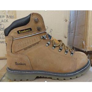 Popular Industrial Feet Protective PU Leather Footwear Worker Safety Shoes pictures & photos