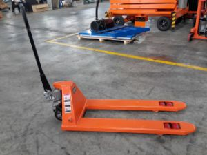 AC Model 2500kg Hydraulic Pallet Truck pictures & photos