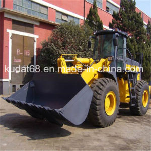 5000kgs 4WD Wheel Loader (ZL50F) pictures & photos