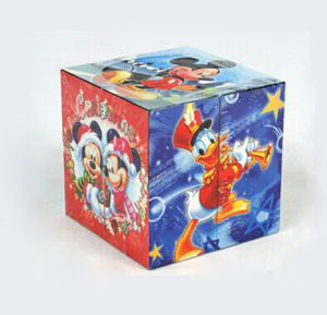New Style OEM Design Magic Cube Puzzle pictures & photos