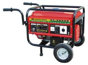 Recoil / Electric Gasoline Generator (CY-6500) pictures & photos