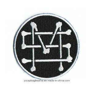 Custom Security Embroidery Patch, Embroidery Badges, Embroidered Arm Patches pictures & photos