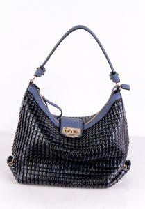Popular Hot Saleling Black Lady Bag Handbag
