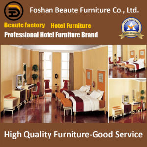 Hotel Furniture/Chinese Furniture/Standard Hotel Double Bedroom Furniture Suite/Double Hospitality Guest Room Furniture (GLB-0109839) pictures & photos