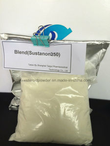 Pharmaceutical Materials Sustanon 250 Injection for Bodybuilding pictures & photos