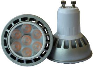LED GU10 7W, Ra80. pictures & photos