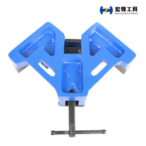 Ductille Iron Two Axis Corner Right Angle Clamp for Welding pictures & photos
