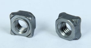 High Quality High Strenth Square Weld Nut Welding Nut pictures & photos