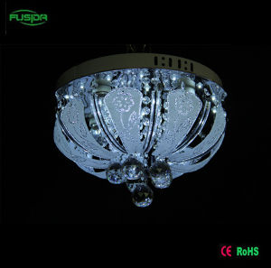 Round LED Crystal Ceiling Lamp LED Ceiling Light pictures & photos