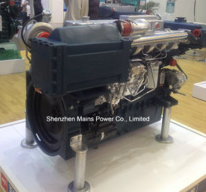 365HP Yuchai Marine Diesel Engine Boat Motor Fishing Boat Engine pictures & photos