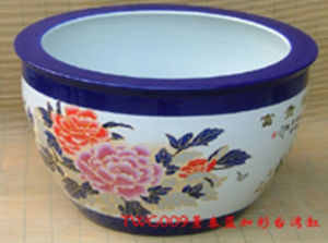 Chinese Antique Furniture - Ceramic Pot pictures & photos