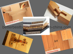 Top Selling Home furniture Wooden Wardrobe with Best Price pictures & photos